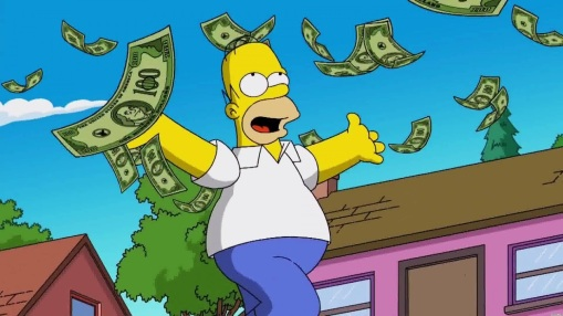 the-simpsons-homer-simpson-raining-money-wallpaper-544955f7ccbd49f87090fe158c64db33-large-1327787